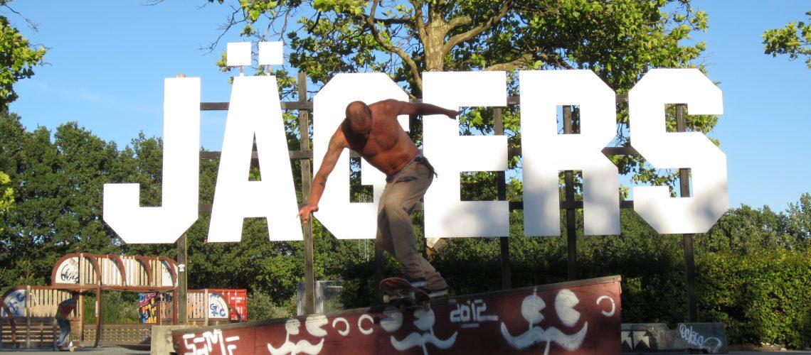 Gade bsts opad Jägers skilt 20120827
